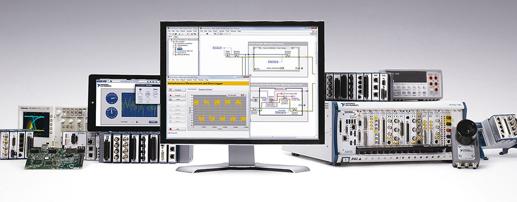 NI Alliance Partner – kundenspezifische Lösungen in LabVIEW